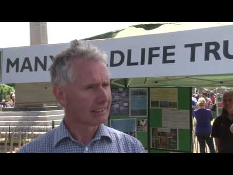 Tynwald Day Fair: Manx Wildlife Trust / Duncan Bridges