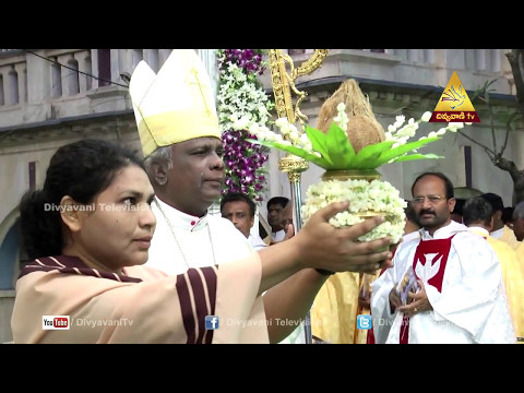 Priestly Silver Jubilee Rev.Fr. B.Anthayya | St.Joseph's Cat
