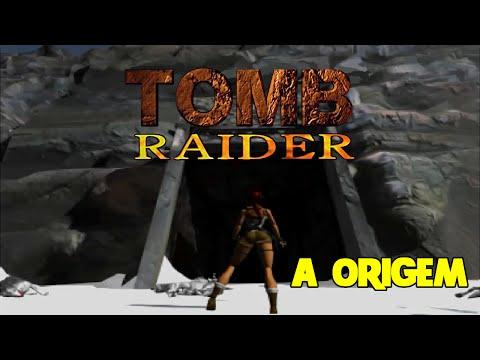 TOMB RAIDER: ATLANTEAN SCION A Origem