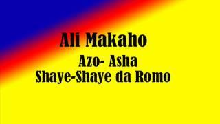 Ali Makaho - Azo Asha Shaye Shaye Da Romo 0001