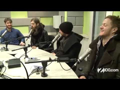 Imagine Dragons - Interview at Z100