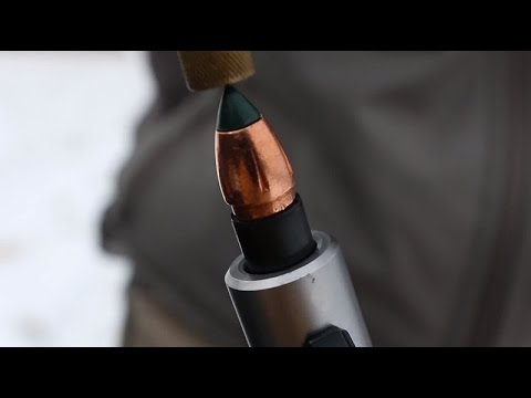 New: Federal Trophy Copper Muzzleloading Bullet (2014)
