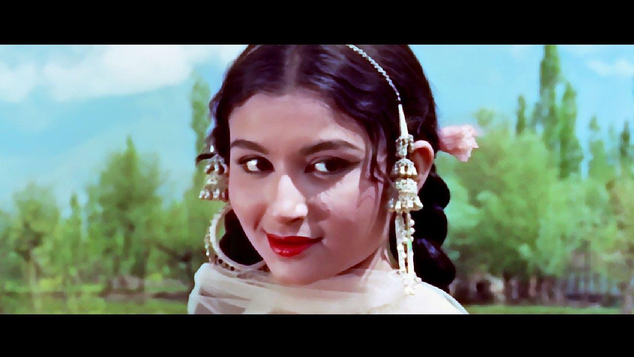दीवाना हुआ बादल 4K - शम्मी कपूर - शर्मिला टैगोर - मोहम्मद रफ़ी - आशा भोसले - Bollywood 4K Video Song