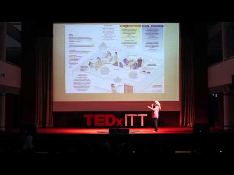 Cigarette and The Giant Packs of Lies: Mardiyah Chamim at TEDxITT