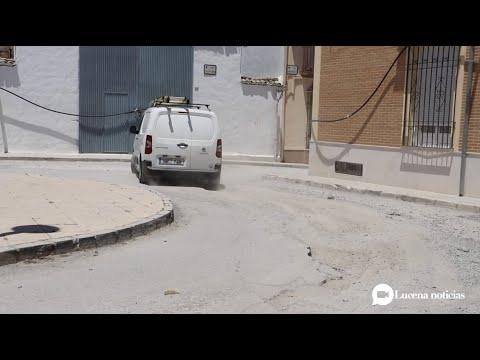 VÍDEO: Adjudicadas las obras de calle Tras Matadero diez meses después del inicio de la primera fase
