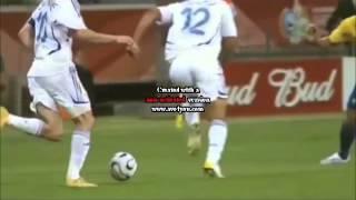 Zidane vs Messi(The ultimate showdown)