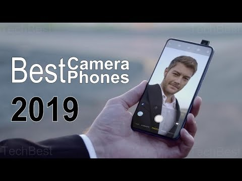 Top 5 Best Camera Phones Released in 2019 (So Far)
