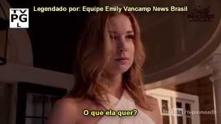 Promo 4ª Temporada Revenge - Episódio 4x03: Ashes (Legendado)