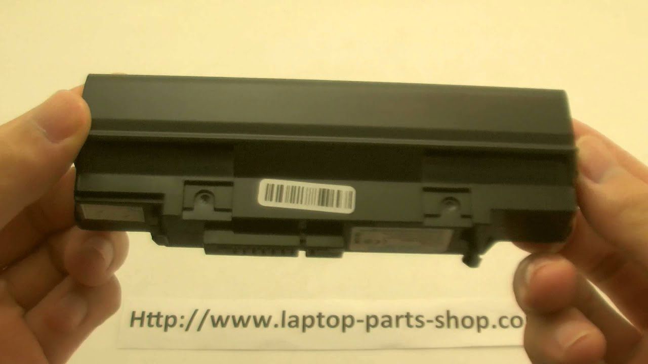 how to get a laptop battery working again