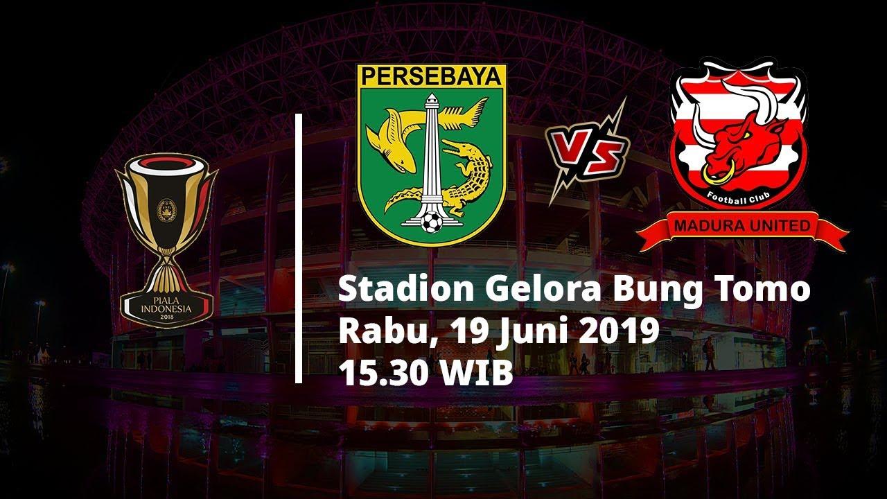 Video Ricuh Laga Persebaya Surabaya Vs Madura United Perempat