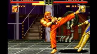Let's Play Art of Fighting (AOF Anthology / PS2)