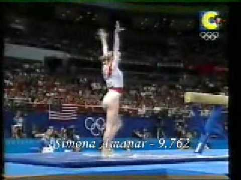 Olympic Champions - Sydney 2000 Team - Romania - Part 1 of 2
