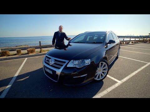 Volkswagen Passat R36 full review