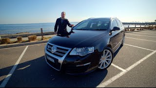 Volkswagen Passat R36 full review