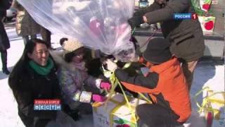 Южная Корея помогает жителям КНДР пережить зиму