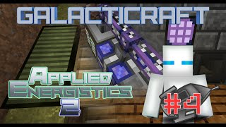 Galacticraft LP4  - Applied Energistics 2