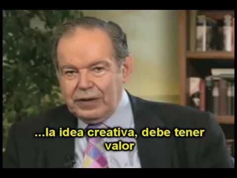 Edward de Bono acerca del pensamiento creativo, subtitulado