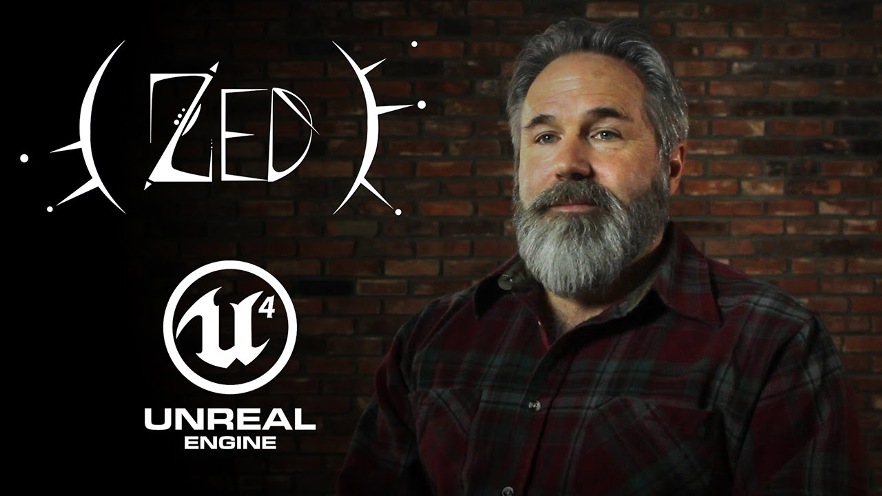 ZED - Using Unreal Engine 4