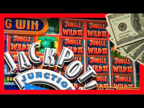 JACKPOT JUNCTION! SDGuy Visits A Casino In The Middle of Nowhere For Some HOT AF SLOT MACHINE WINS!