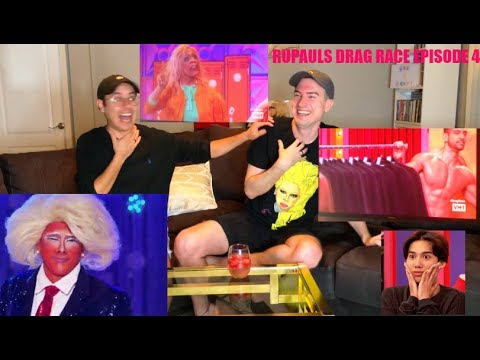 Rupaul's Drag Race Season 11 Episode 4 Reaction!