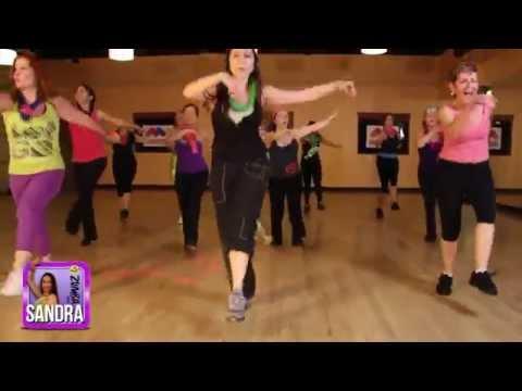 Bruno Mars - Runaway Baby (Zumba Sandra Fitness)