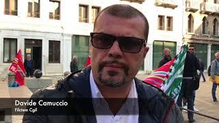 Italgas, Venezia: mobilitazione e sciopero per il diritto alla sicurezza