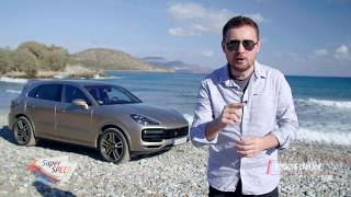 Test: Porsche Cayenne Turbo 2018