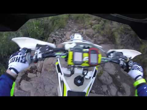 Day 1&2 Roof of Africa 2017 Graham Jarvis Hard Enduro