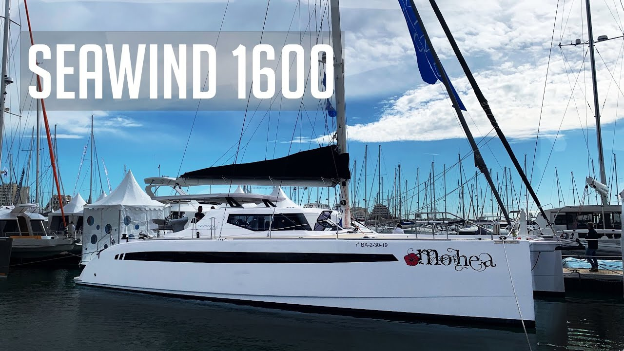 Seawind 1600 Catamaran Review 2019 | Our Search For The Perfect Catamaran |  Sailing Yacht Ruby Rose