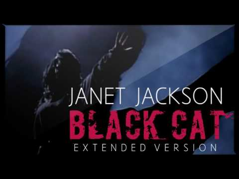 Janet Jackson - Black Cat (Extended Version)