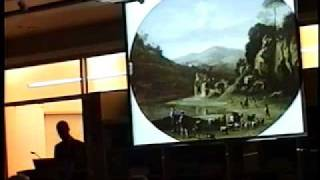 Fresno Met Museum - 4/11/09 Dutch Italianates lecture with Dr. Xavier Salomon - Part 5 of 7
