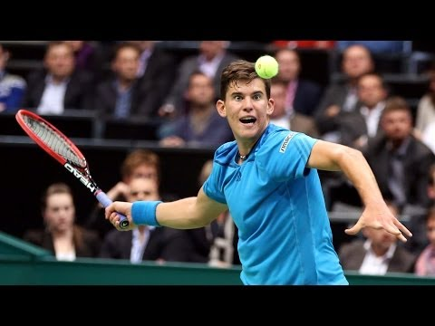 Shot of the day: Dominic Thiem
