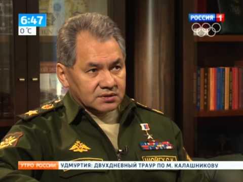 Сергей Шойгу: мы хотим, чтобы служить в армии было престижно