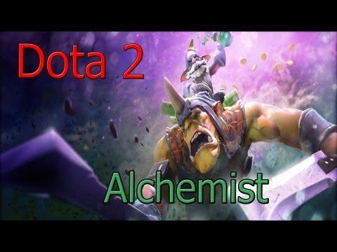 видео: dota 2 гайд alchemist
