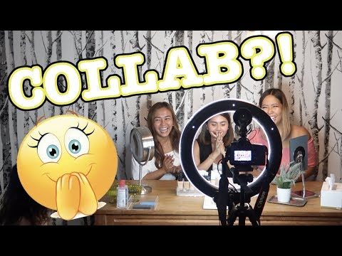 COLLAB WITH ANNA CAY AND SAY TIOCO?!- anneclutzVLOGS