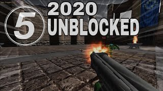 Top 5 Unblocked Games At School 2020!!  Links In Description