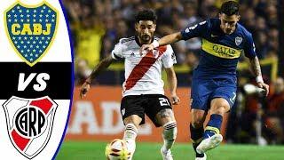 BOCA JUNIORS vs RIVER PLATE Horario y DONDE VER EN VIVO Final Copa Libertadores 2018