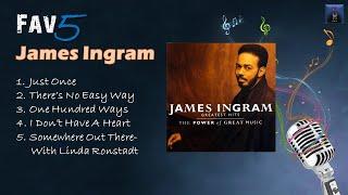 James Ingram - Fav5 Hits