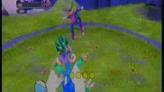 Spore hero Wii random gameplays