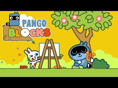 Pango Blocks - Bunny Adventure