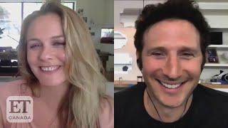 Alicia Silverstone, Mark Feuerstein Talk 'The Baby-Sitters Club' Reboot