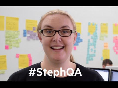 #StephQA — Episode 11: The invisible generation