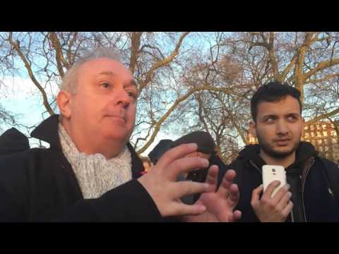 Monotheism. Br Paul and Nathan. Speakers Corner