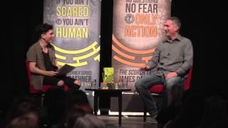 James Dashner reveals where the Maze Runner idea originated from