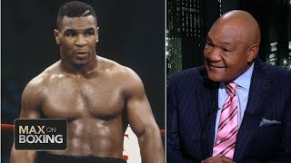 Download George Foreman: I didn't want any part of Mike Tyson   Max on Boxing   ESPN Mp3 and Videos