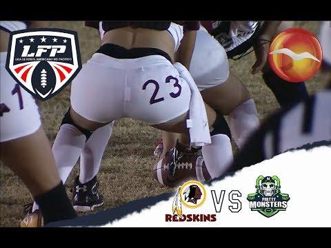 LFP-Jornada 1 Pretty Monster (Culiacán)  VS Redskins (Mazatlán)
