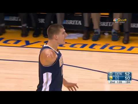 Nikola Jokic 2017-2018 Passing Highlights I Playmaker