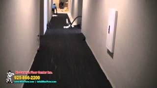 Interface Tac Tiles installation – McCurley