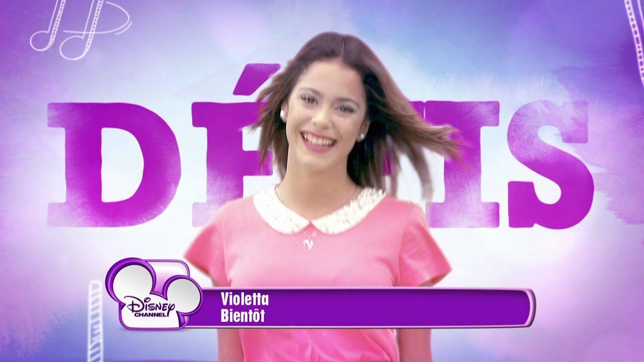 Violetta saison 2 bande annonce officielle bient t sur - Jeux de violetta saison 2 ...