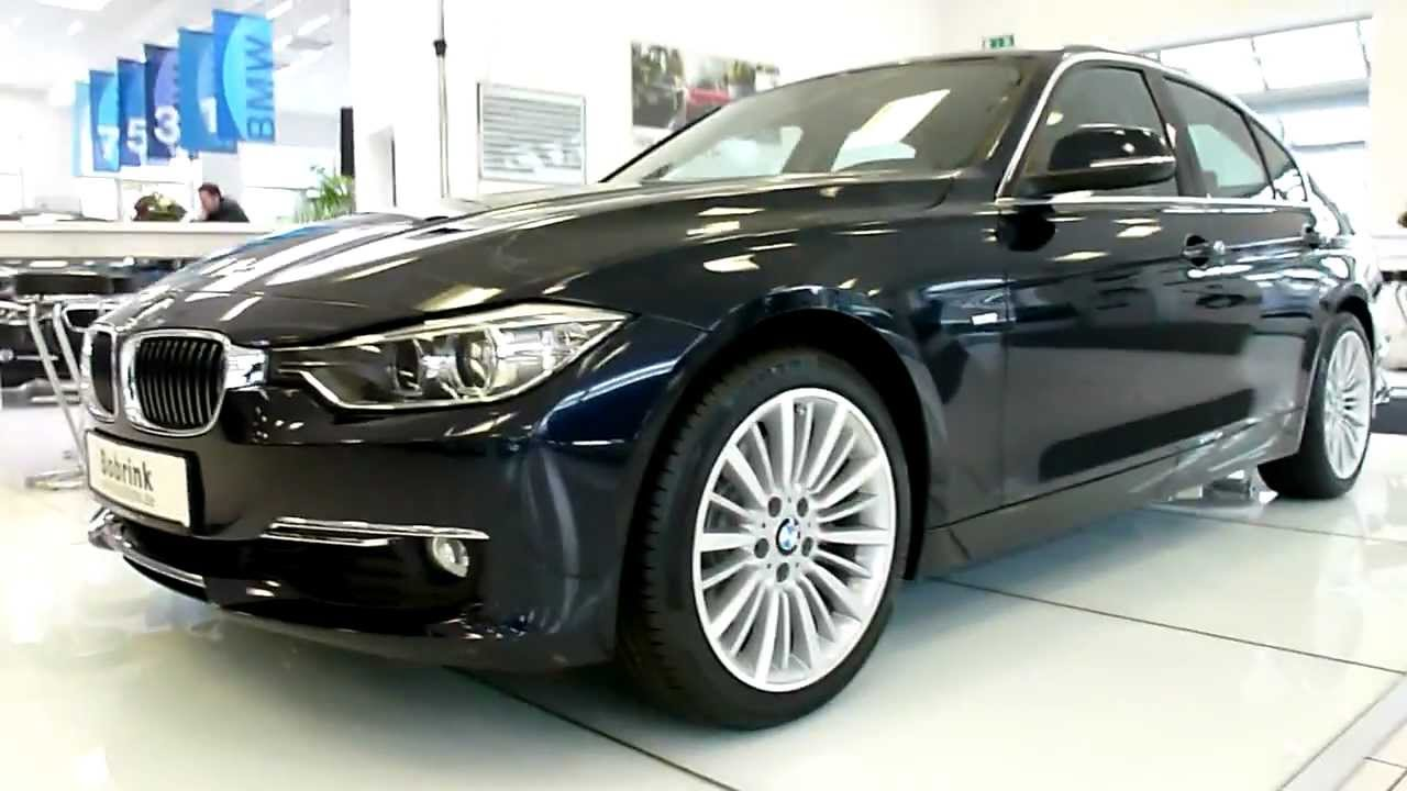 BMW 328i 20 240 Hp Turbo 250 Kmh 2012  YouTube